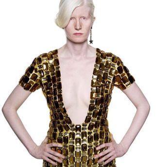 revista MAGEnsaio: Technocolor roupa: Valério Araújo #walerioaraujo #photography #albina #moda #fashion #revistamag